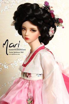 Mari Iplehouse doll