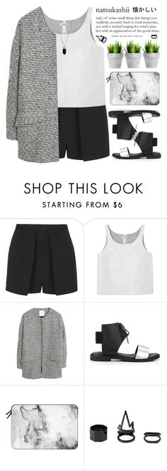 """""""//JetJet//"""" by lion-smile ❤ liked on Polyvore featuring Topshop, Monki, MTWTFSS Weekday, MANGO, Casetify, Charlotte Russe, women's clothing, women, female and woman"""