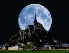 """Mont Saint-Michel, Unique Island: There are only 44 residents and 3 million """"guests"""""""