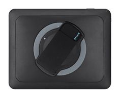 Belkin Grip 360° iPad case has a detachable hand strap with 360º rotation.