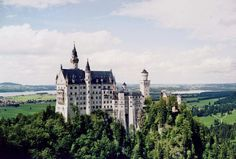 Germany It really does look like the Sleeping Beauty Castle and in real life it looks just like this! Must go to