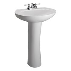 Barclay Products Hampshire 450 Pedestal Sink