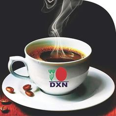 Dxn Morning Blessings, Coffee Time, Tea Cups, Health Fitness, Healthy, Tableware, Signage, Wellness, Twitter