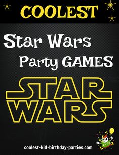 Coolest+Star+Wars+Birthday+Party+Games
