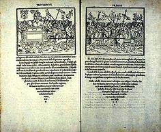 Aldus Manutius. Hypnerotomachia Poliphili.