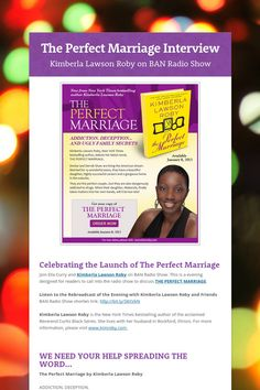 The Perfect Marriage by Kimberla Lawson Roby.  https://smore.com/9yzf