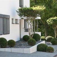 repräsentativer stadtgarten - gartendesigns - niedermaier gärten, Gartenarbeit ideen