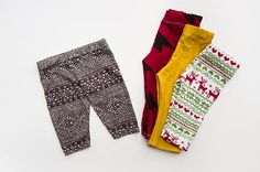 Sew your own baby leggings MAKING THESE IN EVERY SIZE!