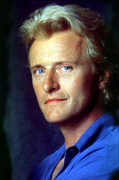 Rutger Hauer, The Hitcher, 1986 Sean Penn, Catherine Deneuve, Dutch Actors, The Hitcher, Rutger Hauer, Merle Oberon, Look At My, Cinema, Blade Runner