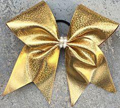 3 Width Cheer Bow 7x7 Texas Size Cheer Bow