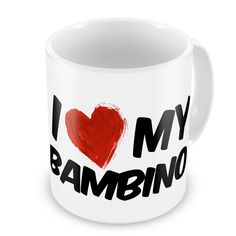 Coffee Mug I Love my Bambino Cat from United States - Neonblond * New and awesome cat product awaits you, Read it now  : Cat mug