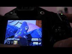 Canon Powershot SX40 HS Tutorial: Step Eighteen - Customizing your start-up image.