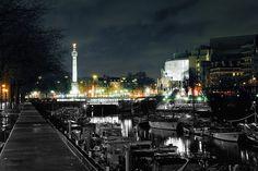 place de la bastille #paris
