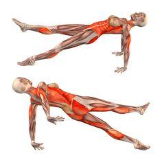 Upward plank pose with right leg up - Purvottanasana right - Yoga Poses | YOGA.com
