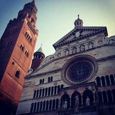 Duomo di Cremona Italy.
