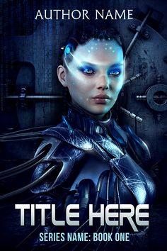 Instant Ebook Cover Art: Code PDC43 $100 #scifi #sciencefiction #fantasy #ya #bookcover #bookcoverart