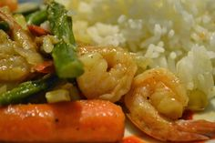 Spice Up your Life: Shrimp with Veggies #A-Spice-A-Day#73
