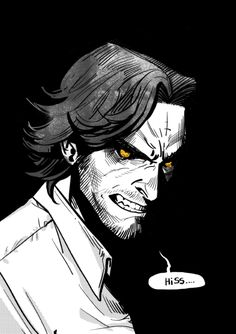 Image result for bigby wolf fanart