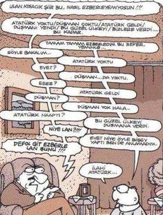 Atatürk yoktu düşman çoktu-yiğit özgür