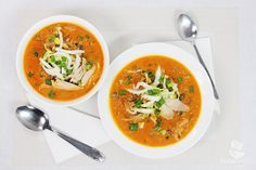 Happy Carb Thai Suppe - Powered by @ultimaterecipe