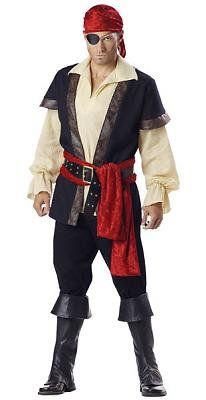 Halloween Party Sexy Pirate Men's Costume  #Sexy #Halloween #Costumes