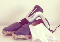 como lacear sapato em casa
