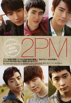 """2PM~ new obsession? ^^"""" ♥"""