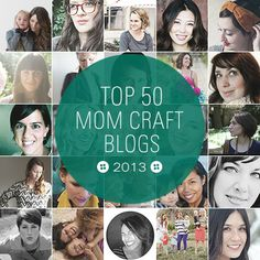 The Top 50 Mom Crafts Blogs of 2013