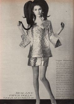 Vogue - March 15th, 1967