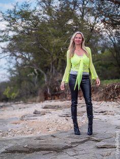 Leather Pants from Arcanum Fashion made by Christina Striewski Vanillapearl in Porec Croatia Leather Pants Outfit, Leather Boots, Lederhosen Outfit, Fashion Models, Fashion Bloggers, Mantel, Porec Croatia, Cool Girl, Spring Fashion