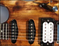 Customised Electric Guitar