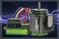 Castle Creations Mamba Max Pro Short Course Brushless System
