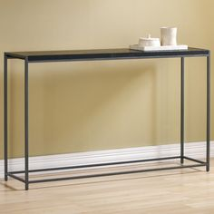 Found it at AllModern - Staunton Tall Console Table