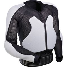 "MOOSE RACING EXPEDITION BODY ARMOR Moose Racing's new ultra-light body armor. Made with transpiring materials, polyester net and Airnet material Netting provides airflow throughout armor Armor is made from STF (SAS-TECH FOAM).   ""VISIT SITE"" ABOVE FOR ALL INFO."