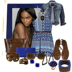 Untitled #2564 by quitabaity on Polyvore featuring polyvore fashion style maurices Prada Dolce&Gabbana Kate Spade LeVian Nadri Dsquared2 Gogo Philip BP. Abercrombie & Fitch