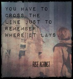 From Rise Against - Satellite