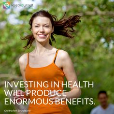 Taking good care of your health helps keep you in good shape both physically and mentally. Deciding to invest your time to keeping yourself healthy is the greatest decision you will ever make.