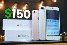 $150 iPhone 7
