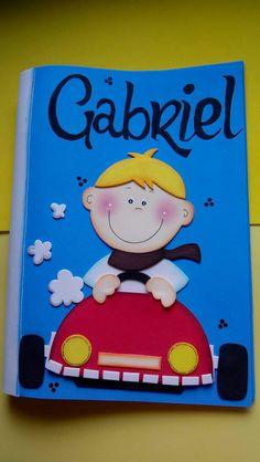 Scrapbook Cover, 3d Cards, Foam Crafts, Smurfs, Kindergarten, Crafts For Kids, Snoopy, Lily, Crafty