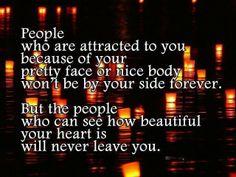 Your beautiful heart...