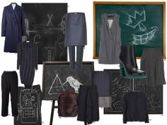 Back to school with our new moodboard! - RedMilk