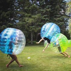 from @luminousandwild  Had an absolute blast with some friends playing bubble soccer over the weekend! Have you tried it?  If you are in the Moncton area check out @bubble_east  phenomenal workout and I'm still laughing! #igerscanada #luminousandwild #Moncton #explorenb #newbrunswick