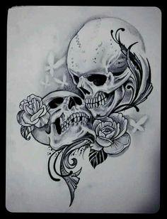 New tattoo sleeve filler men sugar skull 67 ideas – skull tattoo sleeve Ehe Tattoo, Tattoo Tod, Death Tattoo, Hand Tattoos, Skull Rose Tattoos, Body Art Tattoos, Garter Tattoos, Rosary Tattoos, Bracelet Tattoos