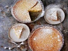 Momofuku Milk Bar Crack Pie : Recipes : Cooking Channel