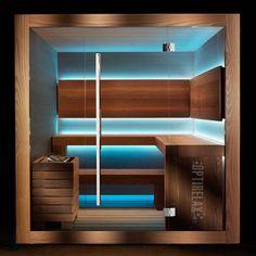 Premium Sauna OPX-CM Dream M Bio Sauna, Infrarot Sauna, Massage Room, Spa Massage, Sauna Design, Saunas, Wellness Spa, Design Concepts, Shower Tub