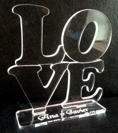 Souvenir Acrílico Boda Casamiento 15 años – LOVE « LaserCor.com.ar – Corte y Grabado Laser – Artículos Regionales – Córdoba – Argentina