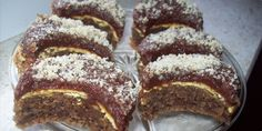 Though many consider these sweets to be unhealthy and addictive, did you know that its raw ingredient - Czech Recipes, Croatian Recipes, Baking Recipes, Dessert Recipes, Desserts, Cacao Powder Benefits, Best Christmas Cookies, Powder Recipe, Tea Sandwiches