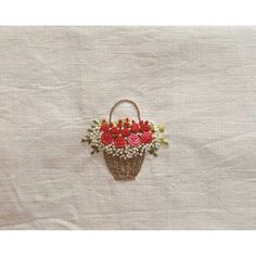 #embroidery #embroider #handembroidery #needlework #broderie #gachi