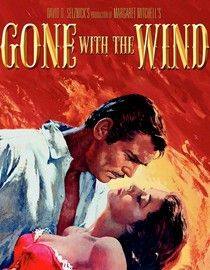 Gone with the Wind.....Read the book at 12 years of age and two times since..  Watched the Movies countless times!