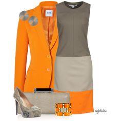 """""""Diane Von Furstenberg Dress Contest #1"""" by angkclaxton on Polyvore"""
